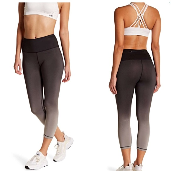 f61a83d66c Gottex Pants | X By Ombr Cropped Athletic Leggings | Poshmark